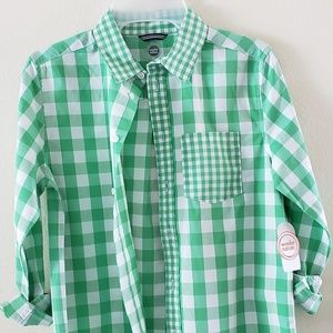 Boy shirt - size L ( 10 - 12 )